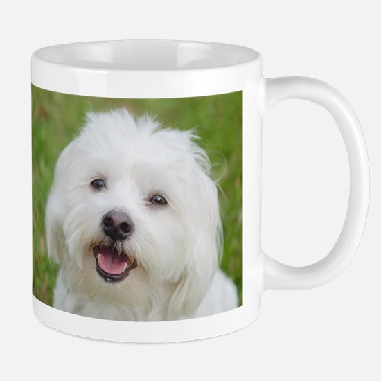 Coton de Tulear Smile Mugs