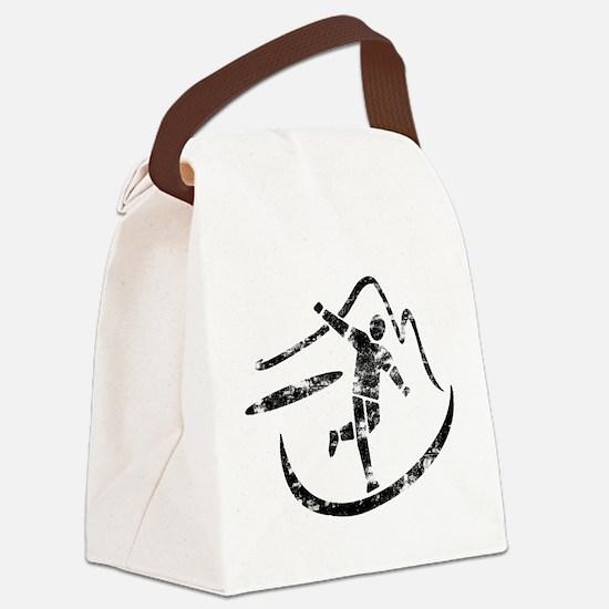 Disc Toss 2016 by TeeCreations Canvas Lunch Bag
