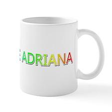 Peace Love Adriana Mugs