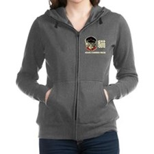 Cute Chairman Women's Zip Hoodie