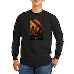 Salome Long Sleeve Dark T-Shirt