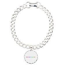 Peace Love Allyson Bracelet