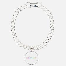 Peace Love Aubree Bracelet