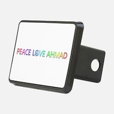 Peace Love Ahmad Hitch Cover