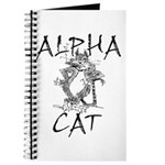 Alpha Cat Journal