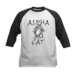 Alpha Cat Kids Baseball Jersey