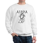 Alpha Cat Sweatshirt