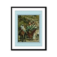 Magi-Tissot-9x12 Framed Print