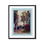 Magi Worship-Copping-9x12 Framed Print