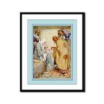 Magi Worship-Dixon-9x12 Framed Print