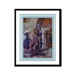 No Room-Copping-9x12 Framed Print