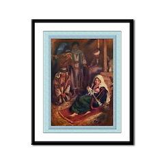 Shepherds Worship-Copping-9x12 Framed Print