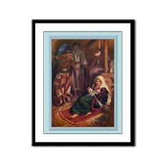 Shepherds Worship-Copping-9x12 Framed Print