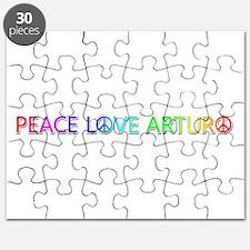 Peace Love Arturo Puzzle