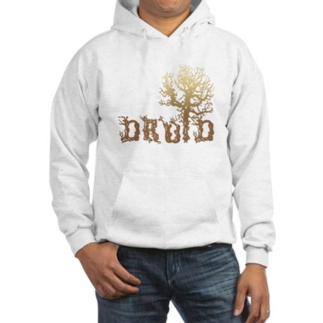 Druid Tree Hooded Sweatshirt