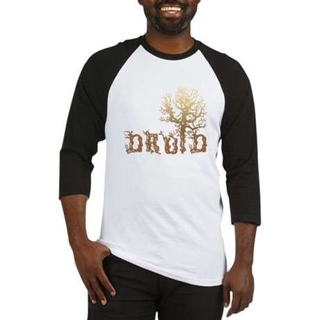 Druid Tree Baseball Jersey