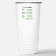 GO GOLFING Travel Mug