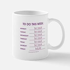 DO YOGA Mugs