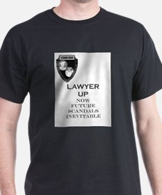 Unique Lawyer up T-Shirt