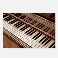 Piano Postcards (Package of 8)