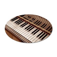 Piano Wall Sticker