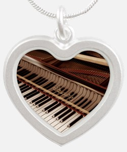 Piano Necklaces