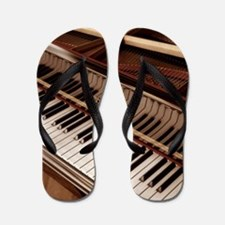Piano Flip Flops