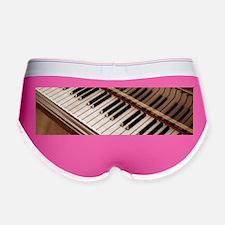 Piano Women's Boy Brief