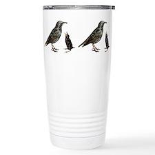 Funny Pet bird Travel Mug