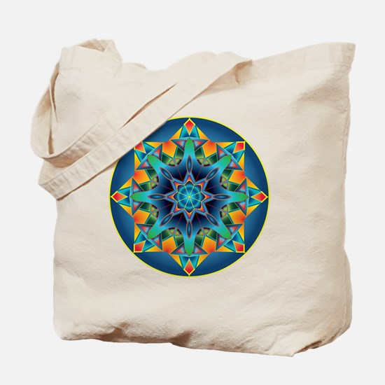 Unique Geometry Tote Bag