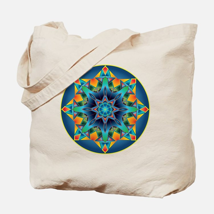 Cute Fractal Tote Bag