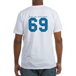 Unindicted 69 Fitted T-Shirt