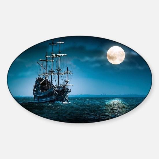 Moonlight Pirates Decal