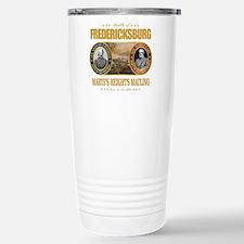 Fredericksburg Travel Mug