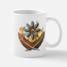 native Feathers Mug