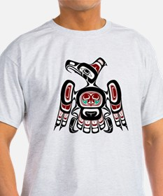 Northwest Pacific coast Kaigani Thunderbird T-Shir