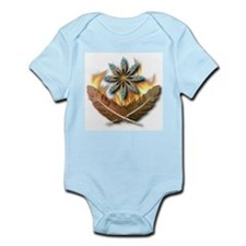 native Feathers Infant Creeper