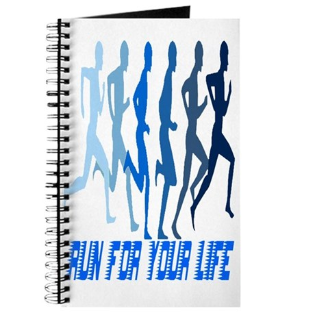 RUN FOR YOUR LIFE Journal