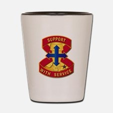 8th Support Group - DUI Shot Glass