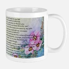 A Mother's Day Poem Mugs