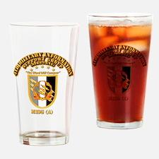 4th MISG (A) Drinking Glass