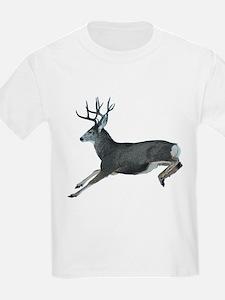 Mule deer motion T-Shirt