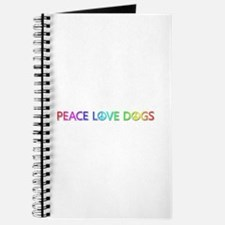 Peace Love Dogs Journal