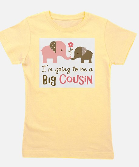 Unique Cousin Girl's Tee