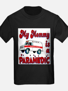Cute My mom is a paramedic T