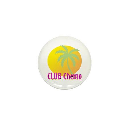Club Chemo Mini Button (100 pack)