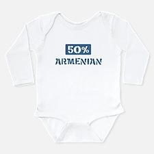 Unique Armenian ethnicity Long Sleeve Infant Bodysuit