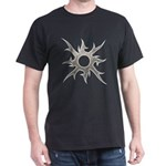 Tribal Solar Thorns Dark T-Shirt
