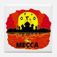 MECCA SUNSET Tile Coaster