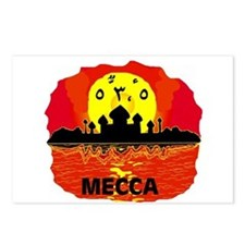 MECCA SUNSET Postcards (Package of 8)